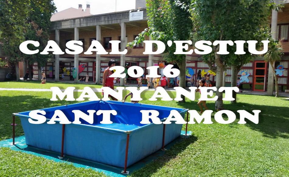 Casal Estiu Sant Ramon 2016