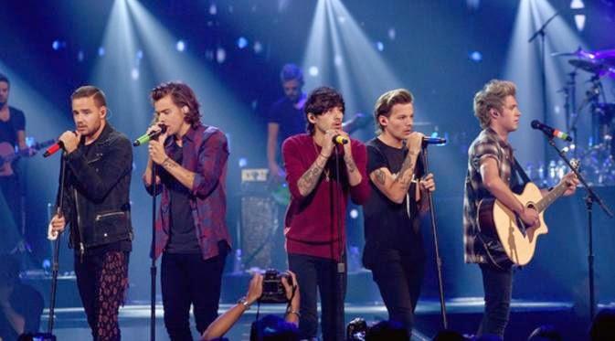One Direction Preparing to Break World Record 4
