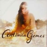 CD de - Antônia Gomes – A Igreja de Joelhos