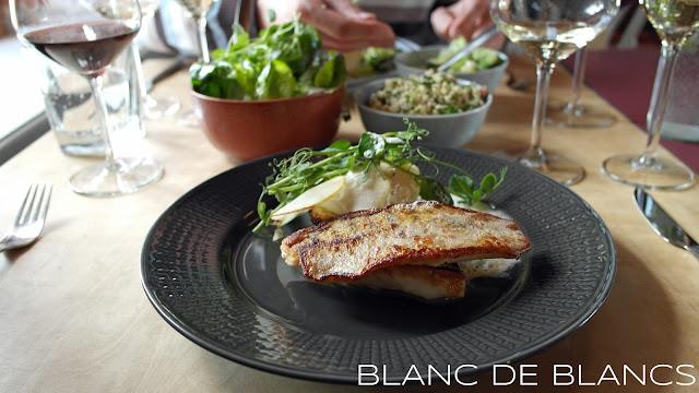 Lonnan kuhaa - www.blancdeblancs.fi