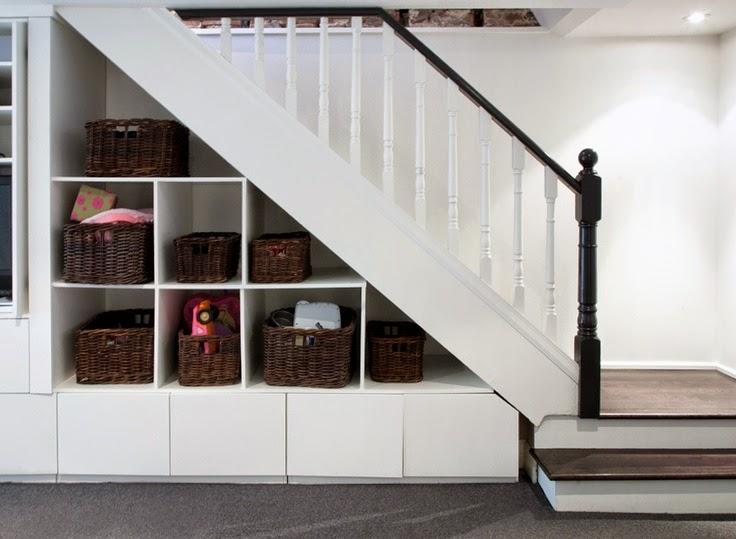 Mudroom Storage Under Stairs : Eat sleep decorate reader s design dilemma creating