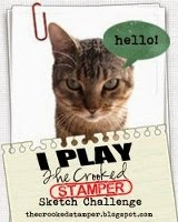 Crooked Stamper Challenge