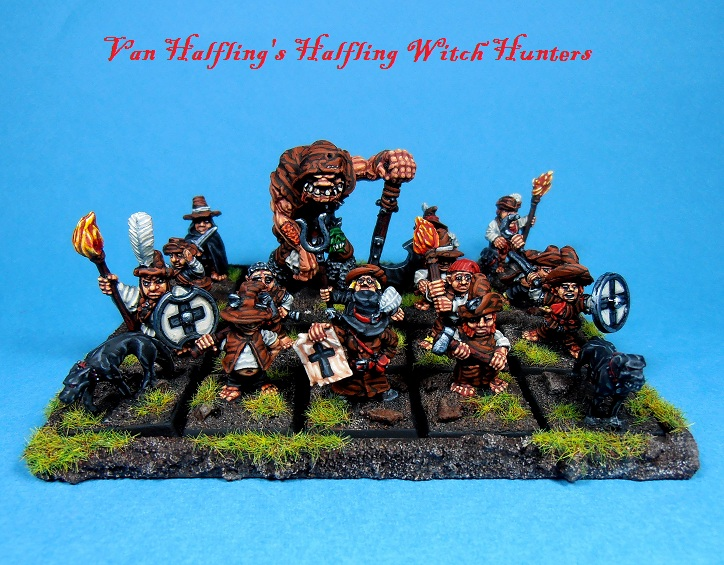 hunters - Halfling Witch Hunters Witchhuntergroup