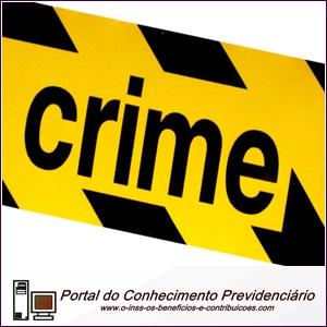 Sacar créditos do INSS após óbito de segurado é crime