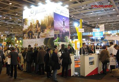 Gus planet en la 39 feria internacional de turismo 39 de paris - Oficina turismo paris en madrid ...