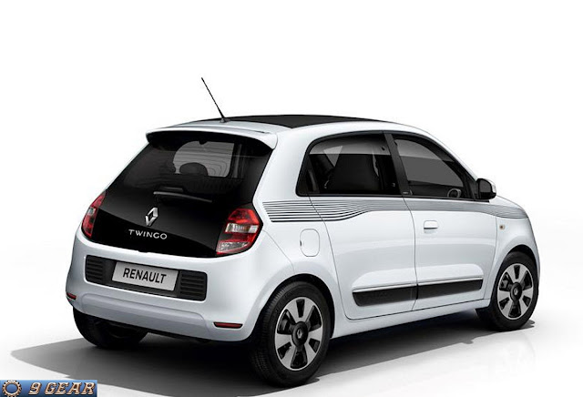new renault twingo limited unveiled car reviews new car pictures for 2018 2019. Black Bedroom Furniture Sets. Home Design Ideas