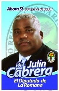 Julín Cabrera diputado!