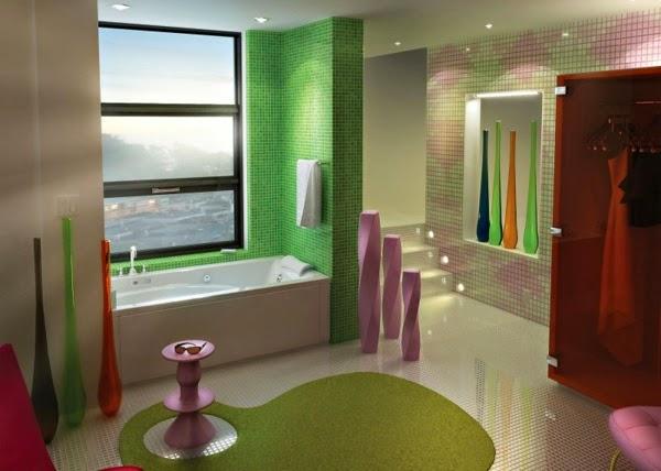 belle vue salle de bain