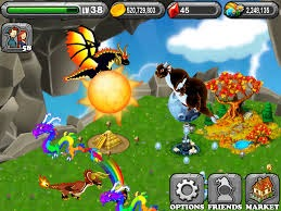 Game Android Terbaik DragonVale, Game Android Terbaik, DragonVale