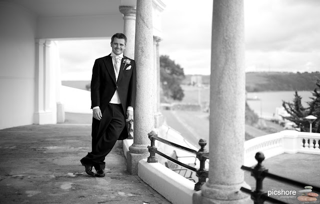Royal Plymouth Corinthian Yacht Club devon wedding picshore photography