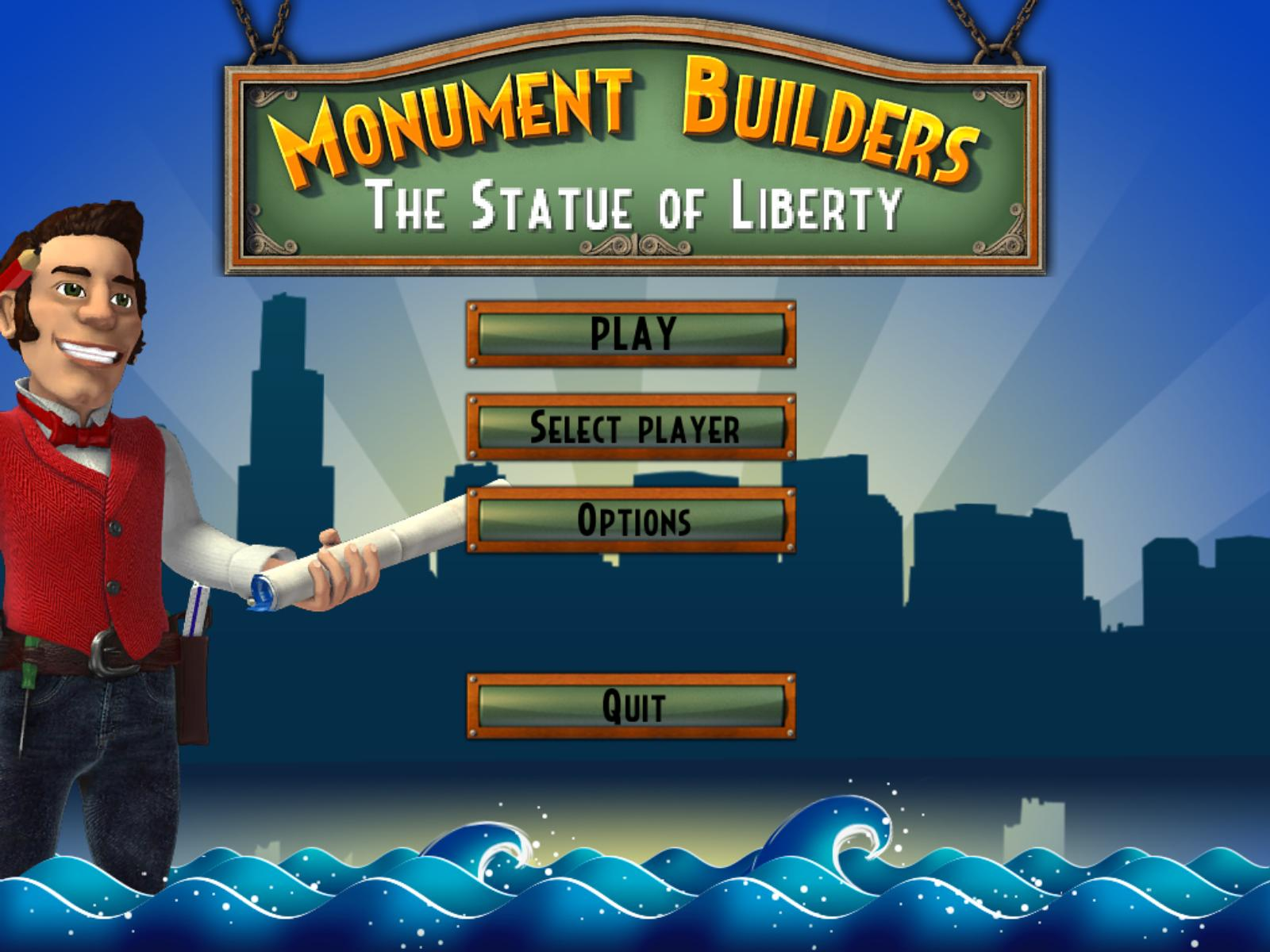 Welcome to my blog monument builder statue of liberty beta for Big fish games manager