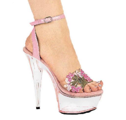 beautiful shoes for beautiful wedding high heel