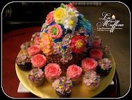 ARTY STYLE CAKE