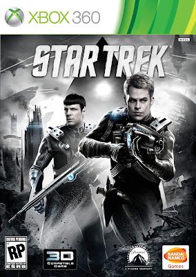 Star Trek cover art