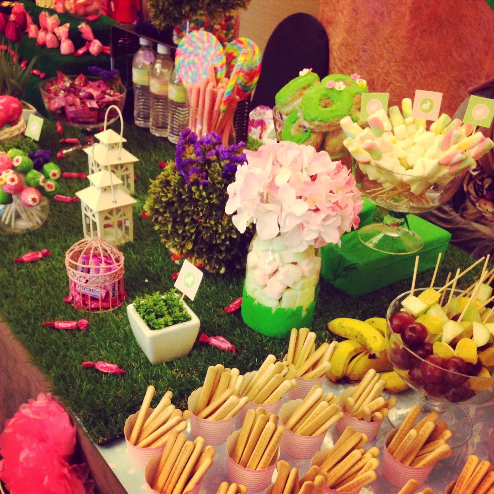 Candy Buffet Kota Kinabalu Sabah May 2014