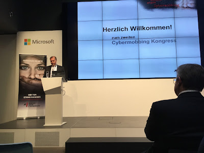 Cybermobbing-Kongress 18.01.2015 in Berlin