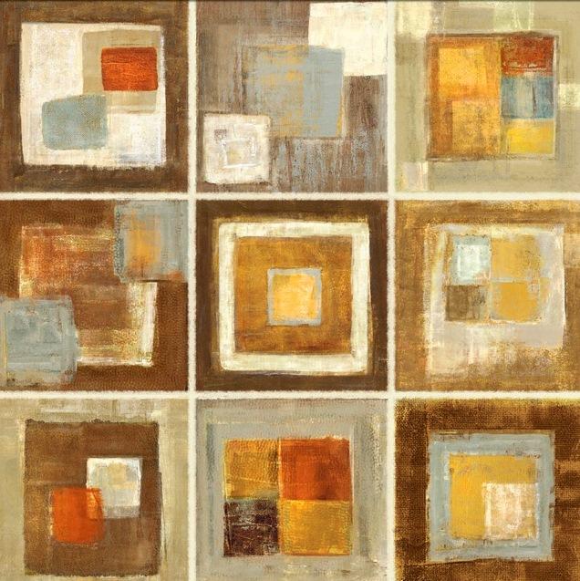 Cuadros pinturas oleos arte abstracto moderno decorativo for Cuadros decorativos minimalistas