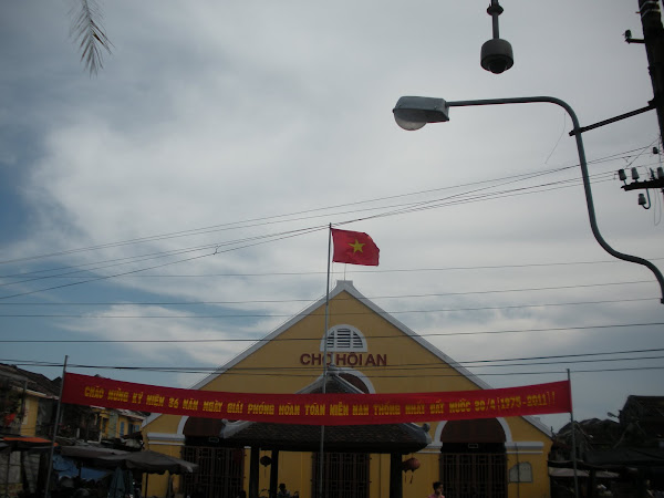 Cho Hoi An. Vietnam