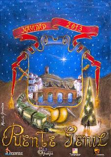 Puente Genil - Navidad 2013