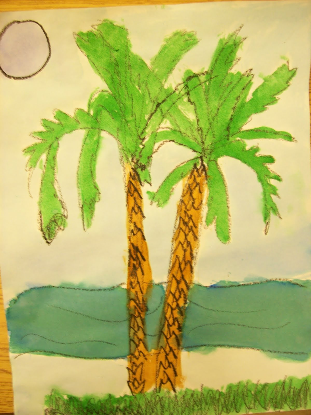 CCE Art Happenings: Analogous Color Exercises