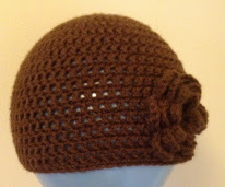 free crochet easy beanie pattern