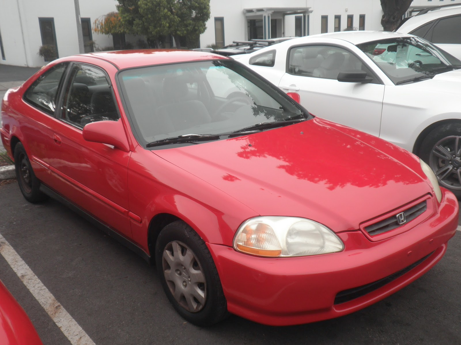 Auto body collision repair car paint in fremont hayward for Honda civic dx 1998