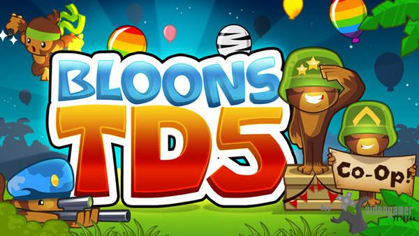Bloons 5 TD Juego para Android Apk