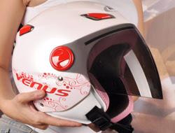 Helm Yang Cocok Untuk Wanita