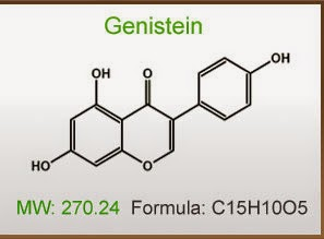 アズキ( 小豆)の赤い色素 「ゲニステイン」