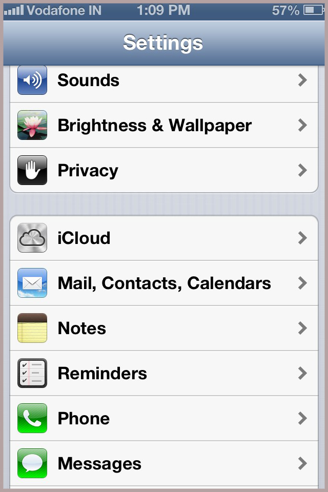 how to setup a live email account on iphone