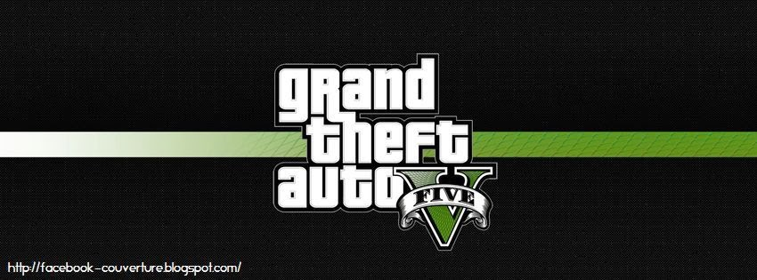 Couverture facebook gta 5
