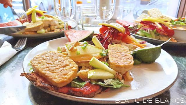 Hello Darlingin aamiainen - www.blancdeblancs.fi