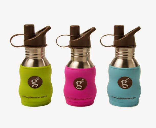 G2 WAVE STAINLESS STEEL SPORT BOTTLE