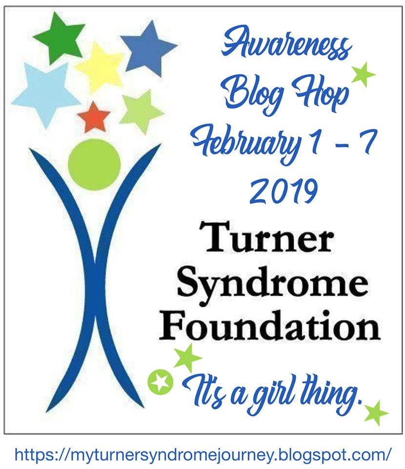 Turner Syndrome Foundation Blog Hop