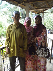 My Dad, me and My Mum