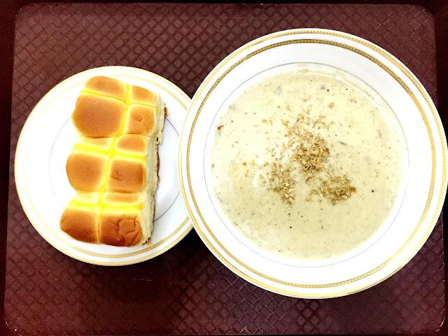 Resepi Mushroom Soup Homemade Dengan Periuk Noxxa