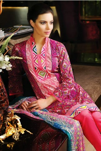 Chikankari Spring Lawn Collection by Alkaram Studio