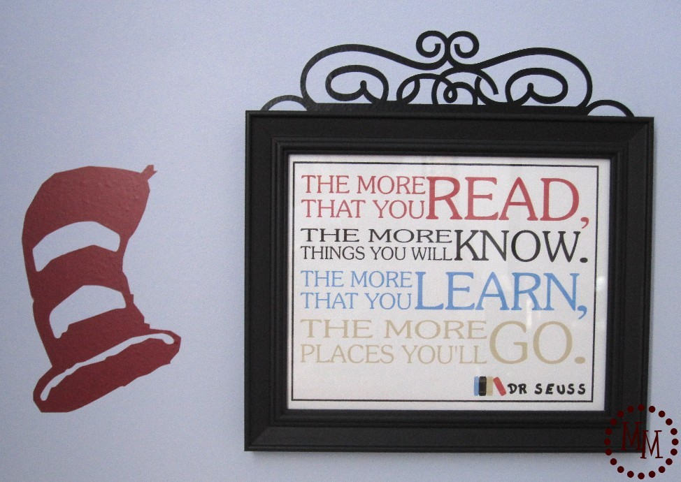 Photo Collage Seuss Quote Printable The Scrap Shoppe
