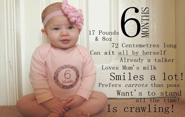 Perkembangan Bayi 6 Bulan