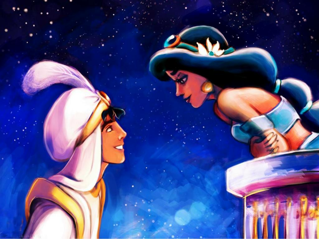 Love Wallpaper Deviantart : Aladdin Wallpapers - cartoon Wallpapers