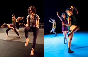 Lost in Space, Dance Theater Workshop