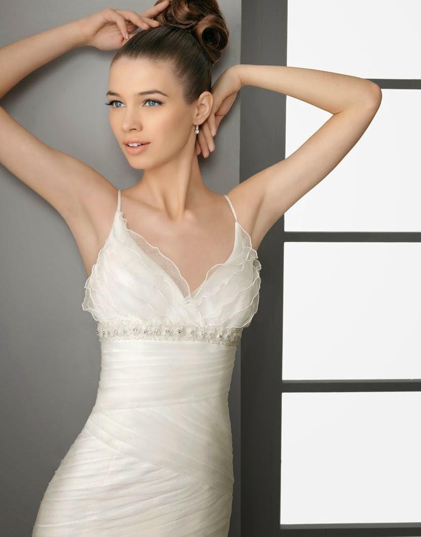 Ivory Vintage Style Wedding Dresses Design Ideas Photos HD