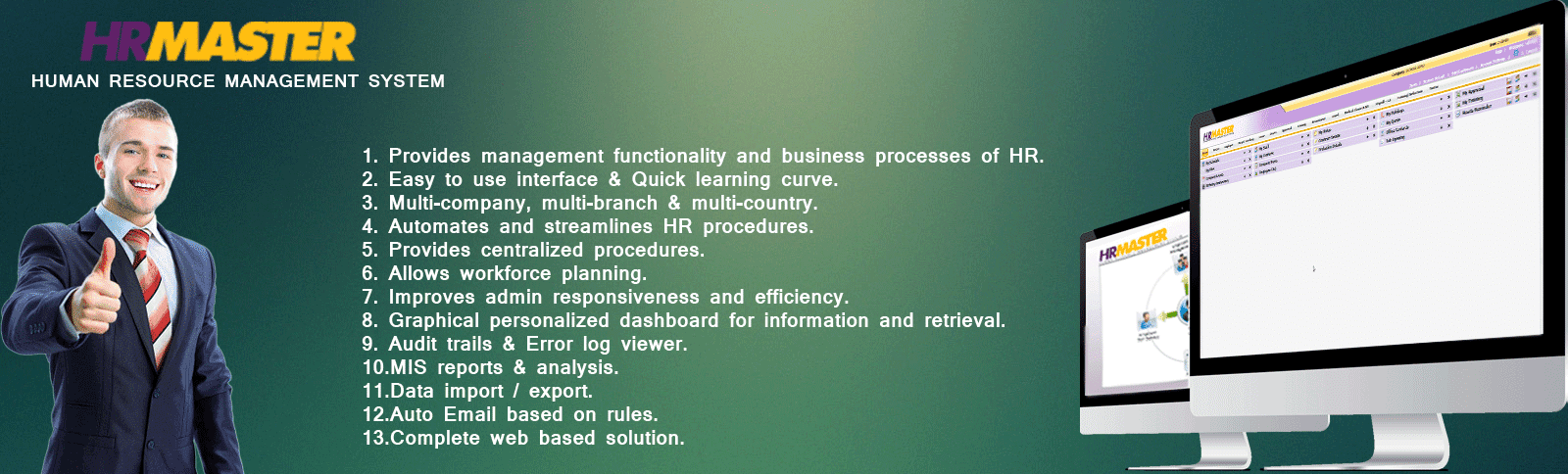 HRMS Software, CCTV System, Vehicle Tracking, Erp software, It Solution