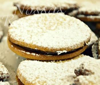 deliciosos biscoitos amanteigados