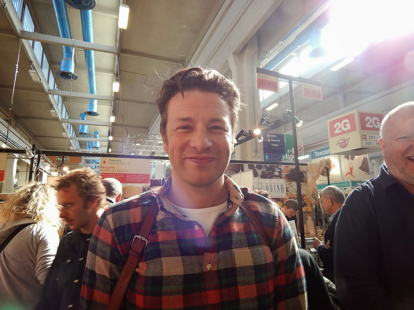 jamie oliver di food revolution