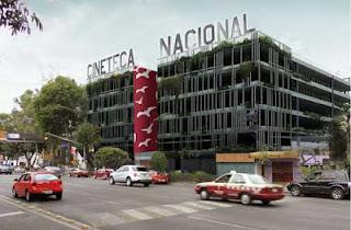 Avances en las obras de la nueva Cineteca Nacional