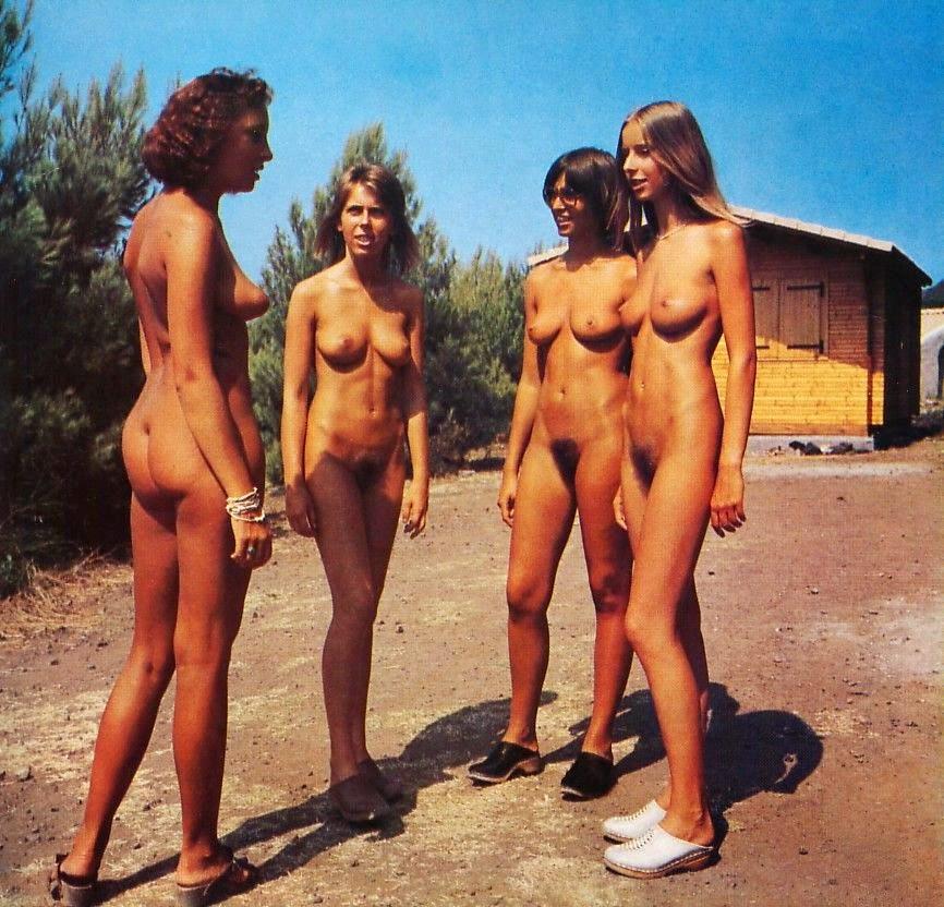 Nudist resort british columbia around