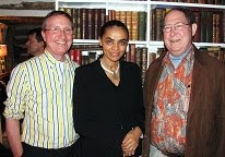Thomas Lovejoy, Marina Silva, Stephen Schneider.