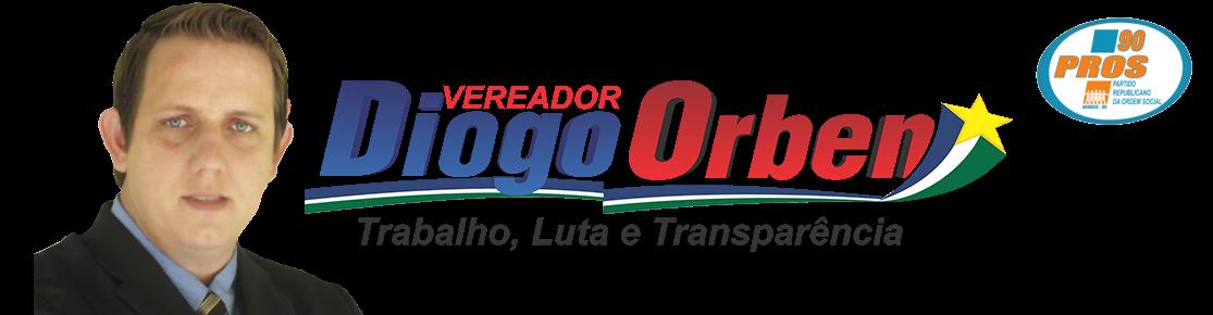 Vereador Diogo Orben - Juruena-MT