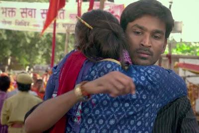 Raanjhanaa movie scenes